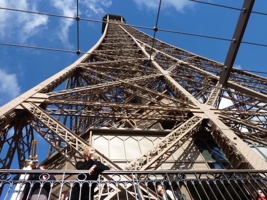 Eiffel Tower, Paris - September 2010